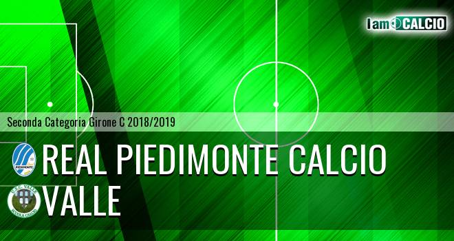Real Piedimonte Calcio - Valle