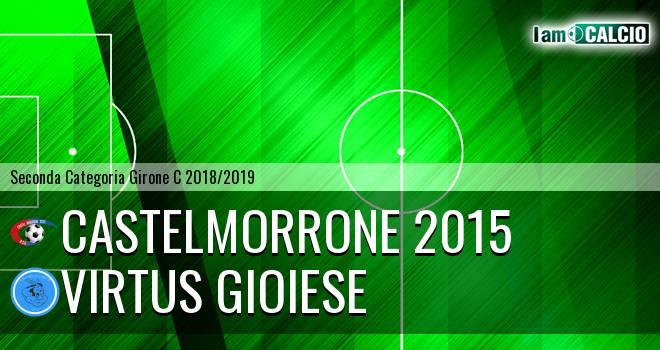 Castelmorrone 2015 - Virtus Gioiese