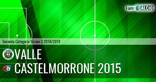 Valle - Castelmorrone 2015