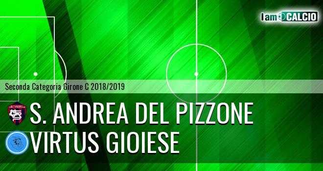Sant'Andrea Francolise - Calcio Virtus Gioiese