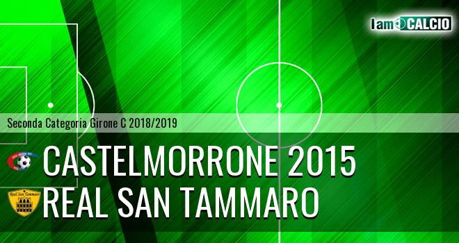 Castelmorrone 2015 - Real San Tammaro