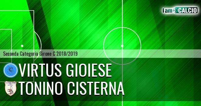 Calcio Virtus Gioiese - Tonino Cisterna