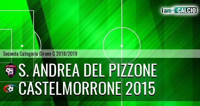 Sant'Andrea Francolise - Castelmorrone 2015