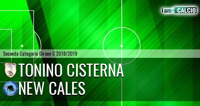 Tonino Cisterna - New Cales