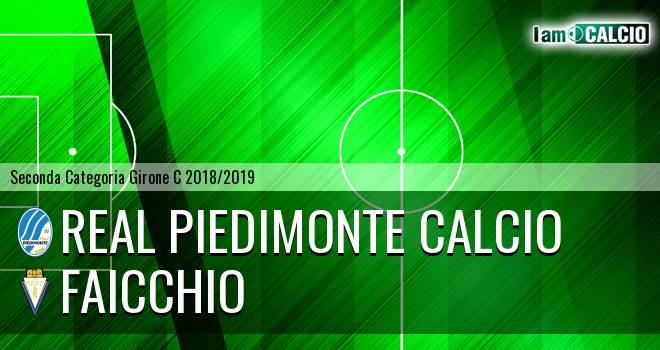 Real Piedimonte Calcio - Faicchio