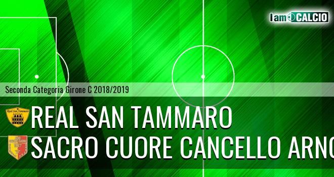 Real San Tammaro - Sacro Cuore Cancello Arnone