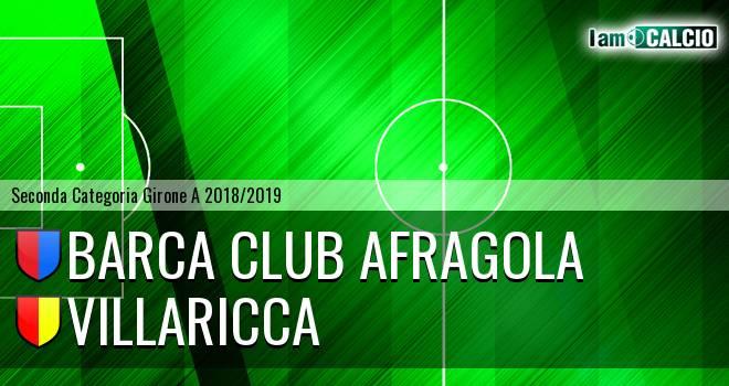 Barca Club Afragola - Villaricca