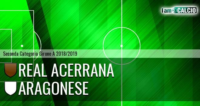 Real Acerrana - Aragonese