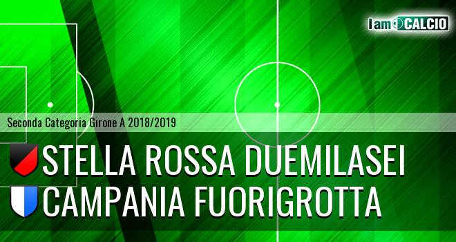Stella Rossa Duemilasei - Campania Fuorigrotta