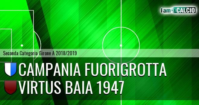 Campania Fuorigrotta - Virtus Baia 1947