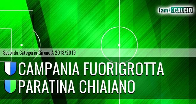 Campania Fuorigrotta - Paratina Chiaiano