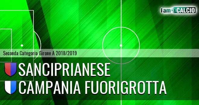 Sanciprianese - Campania Fuorigrotta
