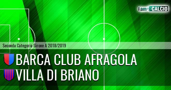 Barca Club Afragola - Villa di Briano