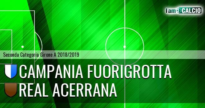 Campania Fuorigrotta - Real Acerrana