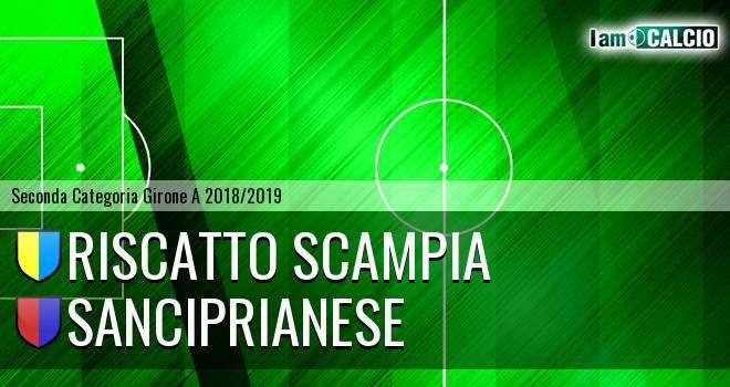 Riscatto Scampia - Sanciprianese