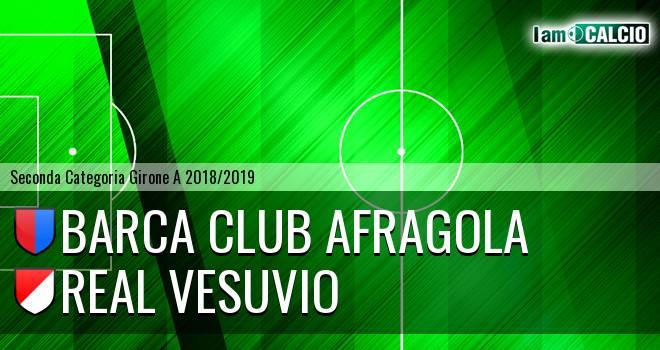 Barca Club Afragola - Real Vesuvio