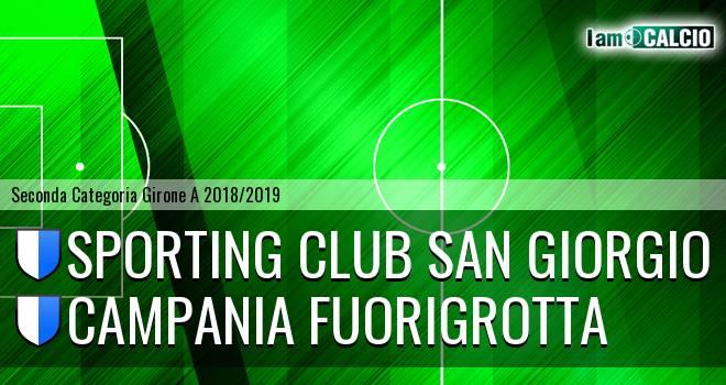 Sporting Club San Giorgio - Campania Fuorigrotta