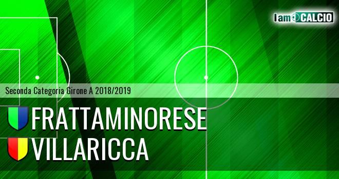 Frattaminorese - Villaricca