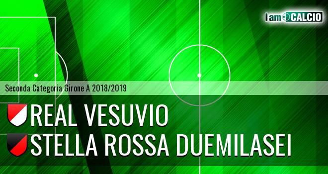 Real Vesuvio - Stella Rossa Duemilasei
