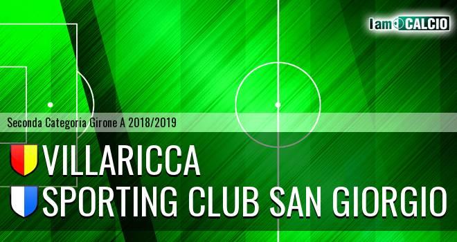 Villaricca - Sporting Club San Giorgio