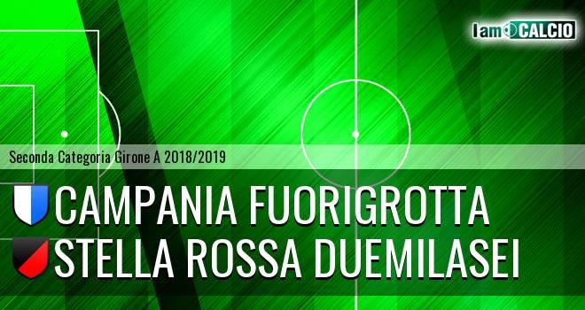 Campania Fuorigrotta - Stella Rossa Duemilasei
