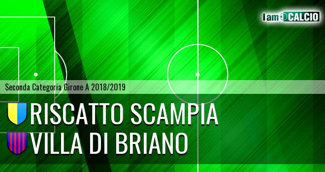 Riscatto Scampia - Villa di Briano
