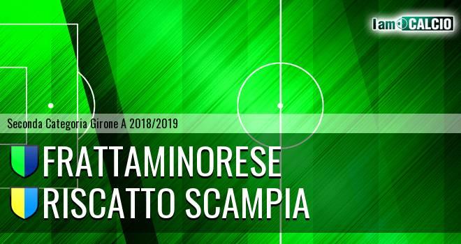 Frattaminorese - Riscatto Scampia
