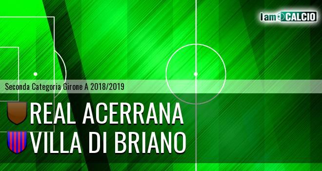 Royal Acerrana 2019 - Villa di Briano