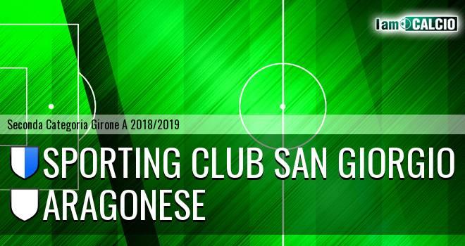 Sporting Club San Giorgio - Aragonese