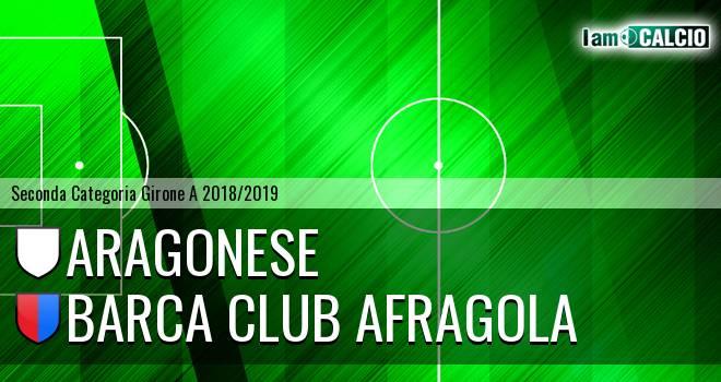 Aragonese - Barca Club Afragola