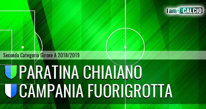 Paratina Chiaiano - Campania Fuorigrotta