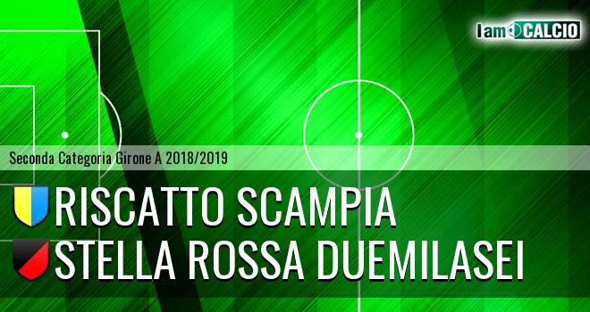 Riscatto Scampia - Stella Rossa Duemilasei