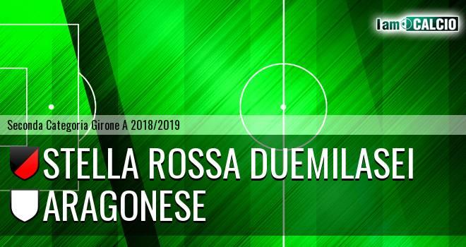 Stella Rossa Duemilasei - Aragonese