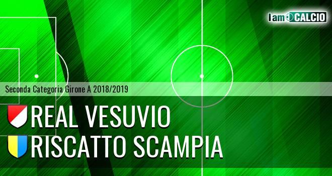Real Vesuvio - Riscatto Scampia