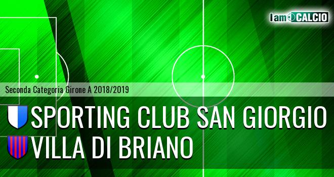 Sporting Club San Giorgio - Villa di Briano