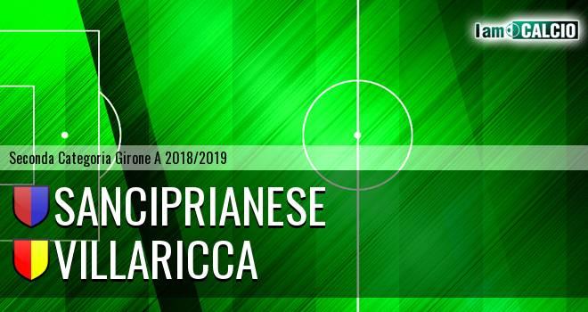 Sanciprianese - Villaricca