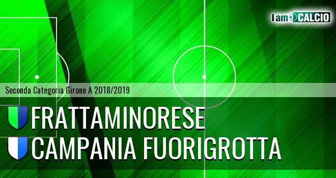 Frattaminorese - Campania Fuorigrotta
