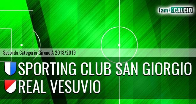 Sporting Club San Giorgio - Real Vesuvio