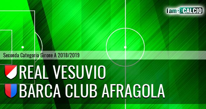 Real Vesuvio - Barca Club Afragola