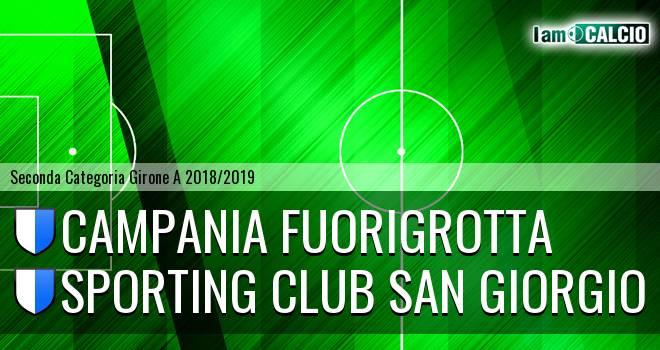 Campania Fuorigrotta - Sporting Club San Giorgio