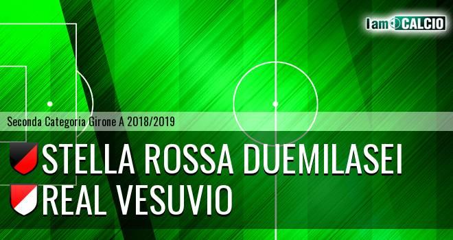 Stella Rossa Duemilasei - Real Vesuvio
