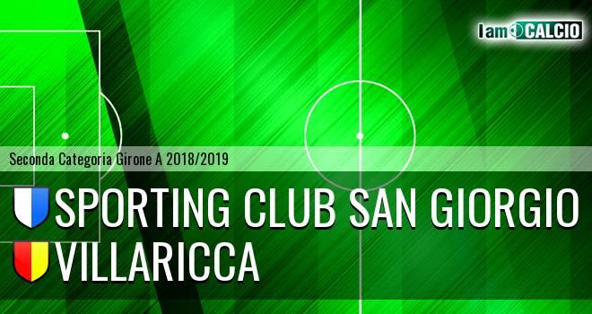 Sporting Club San Giorgio - Villaricca