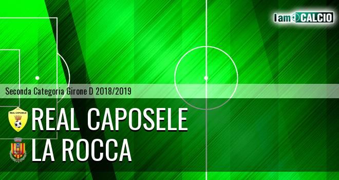 Real Caposele - La Rocca