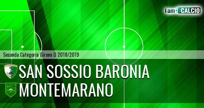 San Sossio Baronia - Montemarano