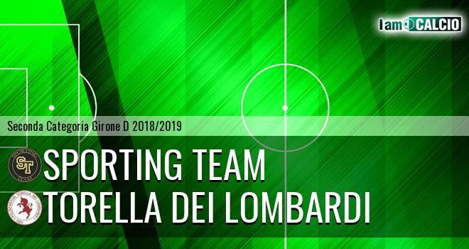 Sporting Team - Torella dei Lombardi