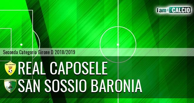 Real Caposele - San Sossio Baronia
