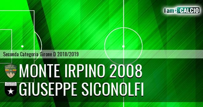 Monte Irpino 2008 - Giuseppe Siconolfi