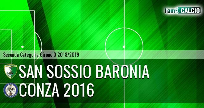 San Sossio Baronia - Conza 2016