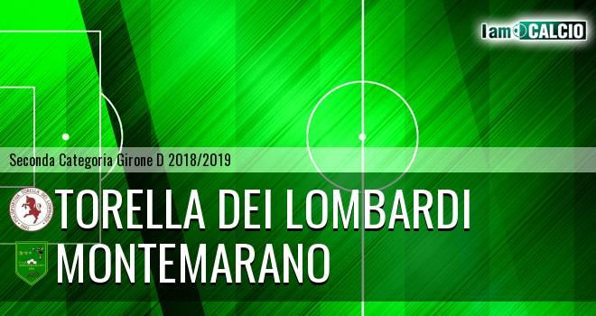 Torella dei Lombardi - Montemarano