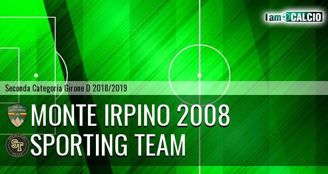 Monte Irpino 2008 - Sporting Team Maroso